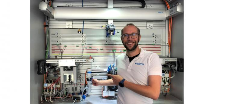 David Zsivkovits - System Engineering - Festo AT