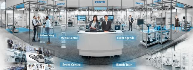 Festo Virtual Exhibition